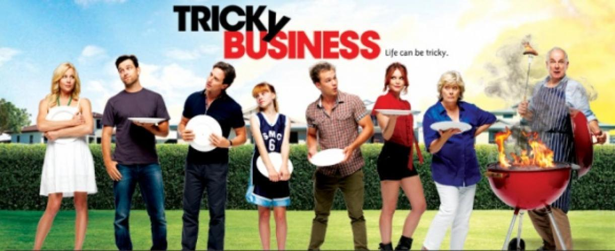 Tricky Business (AU) next episode air date poster