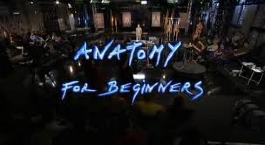 Anatomy for Beginners next episode air date poster