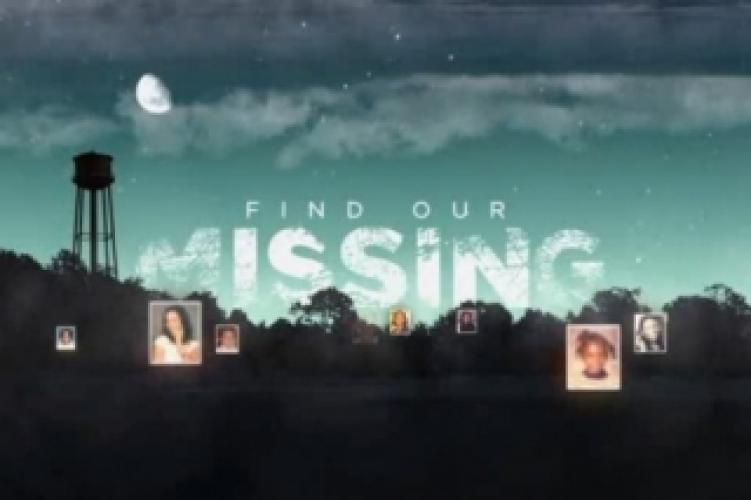 Find Our Missing next episode air date poster