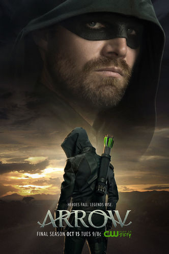 Arrow next episode air date poster