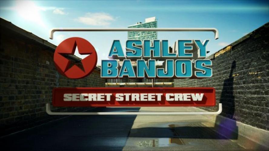 Ashley Banjo's Secret Street Crew next episode air date poster