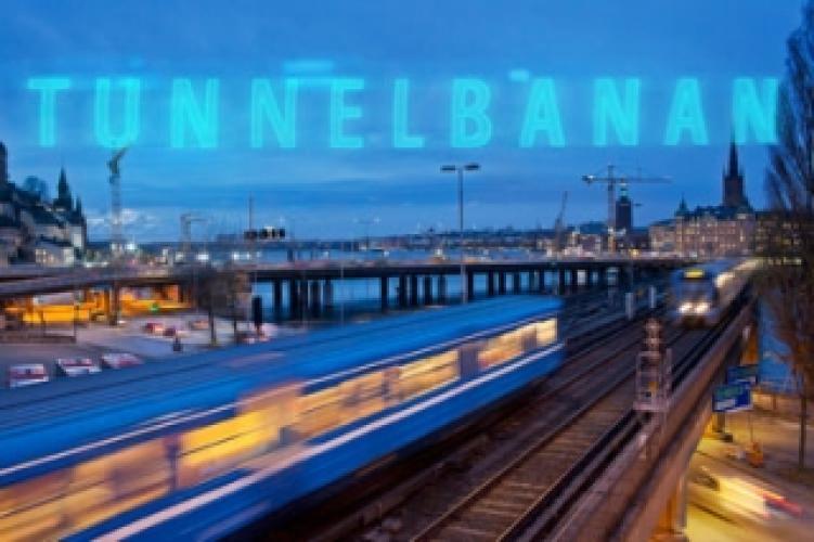 Tunnelbanan next episode air date poster