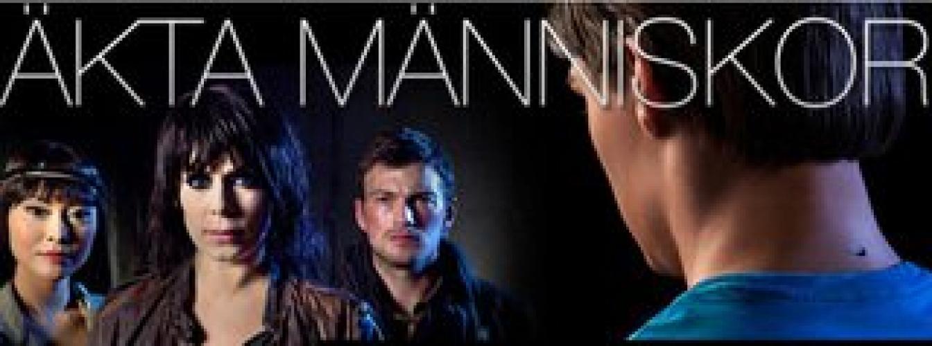 Äkta Människor next episode air date poster
