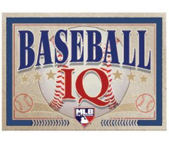 Baseball IQ next episode air date poster