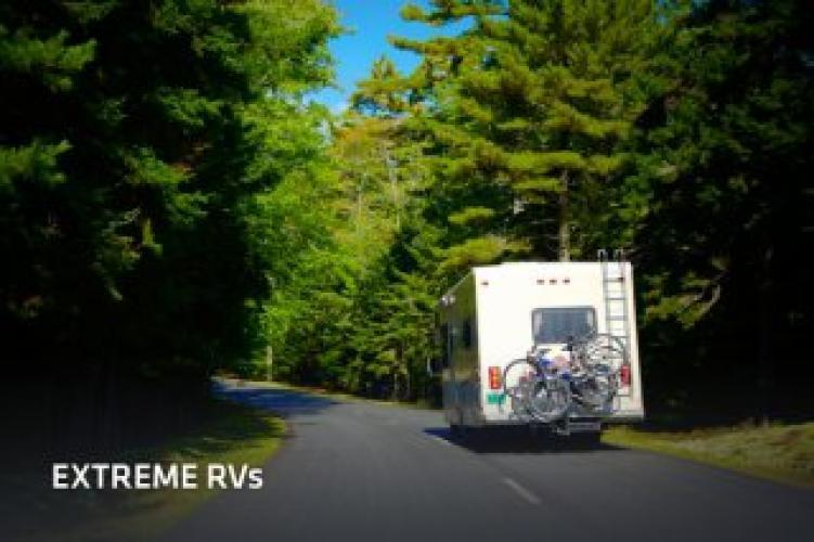 Extreme RVs next episode air date poster