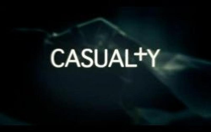 Casualty next episode air date poster