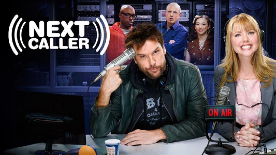 Next Caller next episode air date poster
