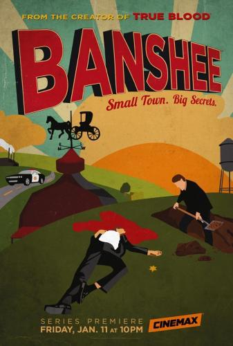Banshee next episode air date poster