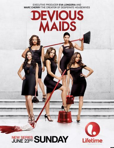 Devious Maids next episode air date poster