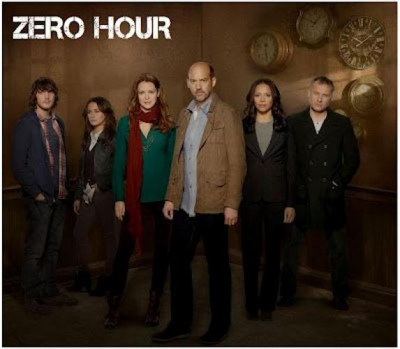 Zero Hour (2013) next episode air date poster