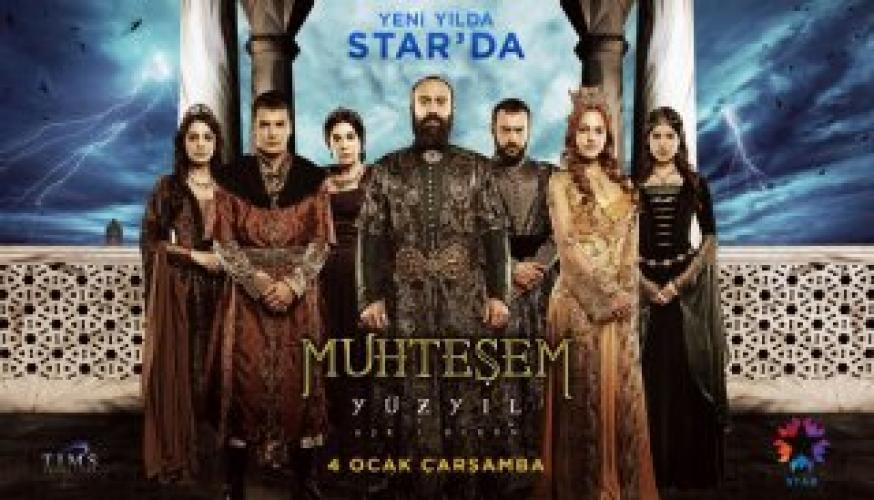 Muhtesem Yüzyil next episode air date poster