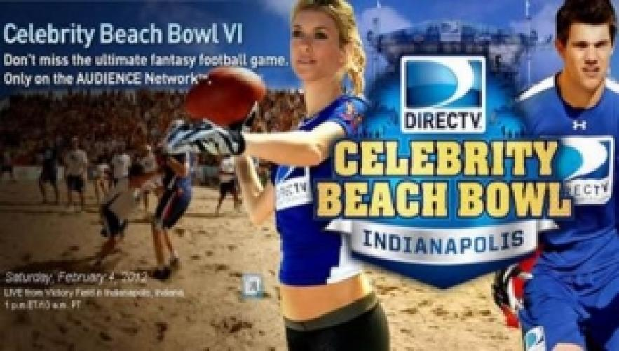 Celebrity Beach Bowl next episode air date poster