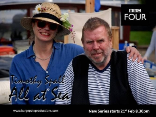 Timothy Spall: All at Sea next episode air date poster