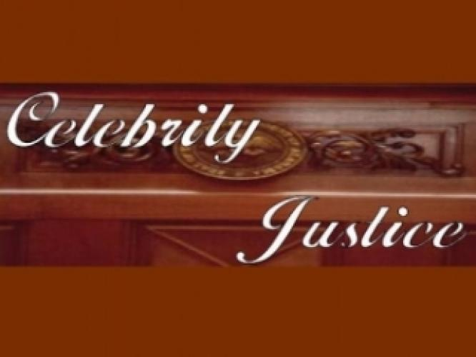 Celebrity Justice next episode air date poster