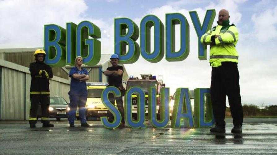 Big Body Squad next episode air date poster