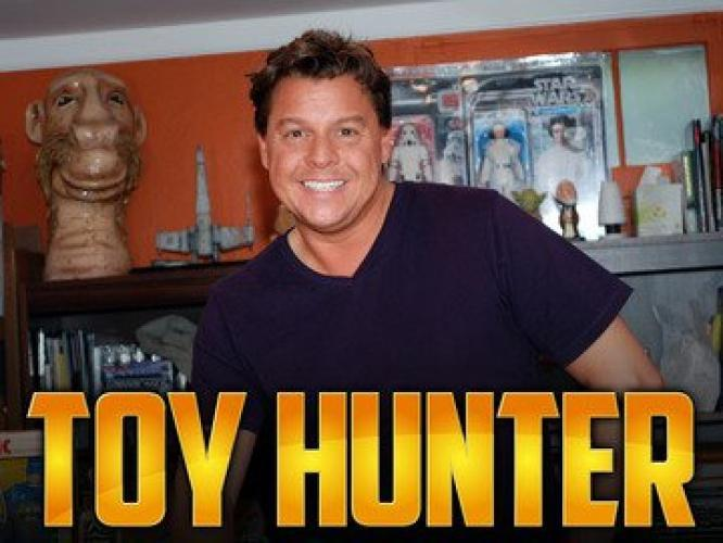 Toy Hunter next episode air date poster
