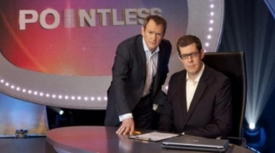 Pointless Celebrities next episode air date poster