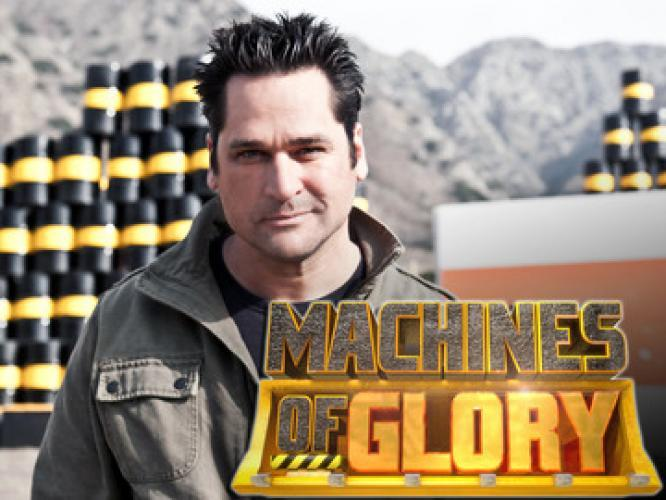 Machines of Glory next episode air date poster