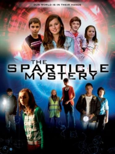 The Sparticle Mystery next episode air date poster