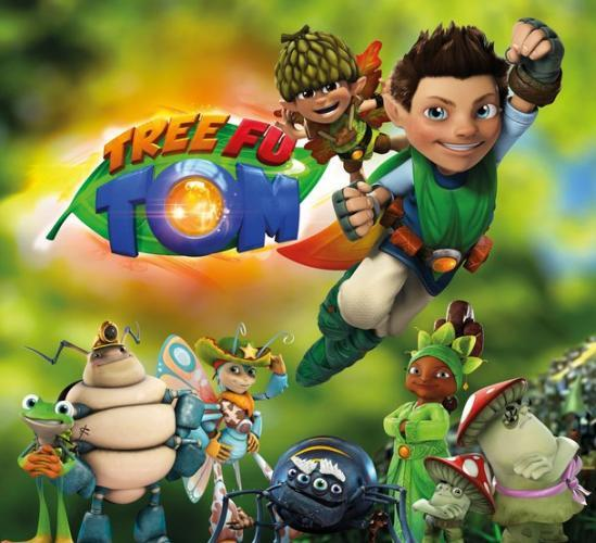 Tree Fu Tom next episode air date poster