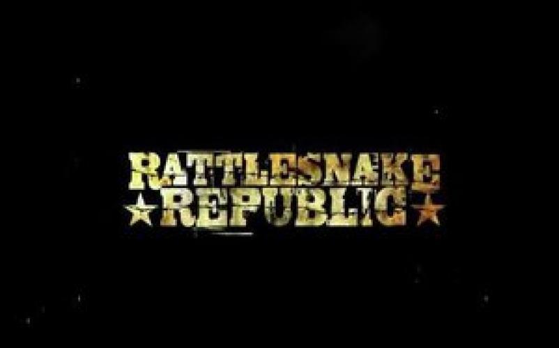 Rattlesnake Republic next episode air date poster
