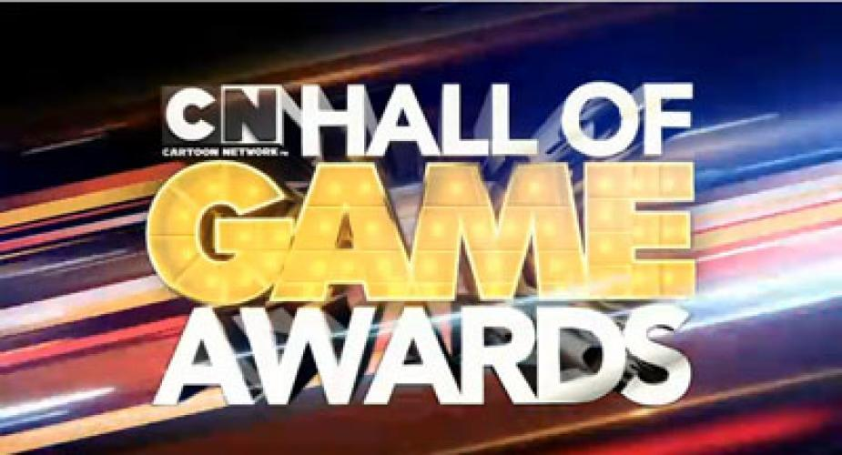 The Cartoon Network Hall of Game Awards next episode air date poster