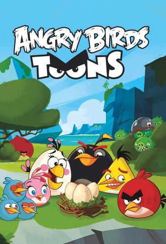 Angry Birds Toons next episode air date poster