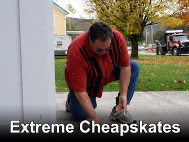 Extreme Cheapskates next episode air date poster