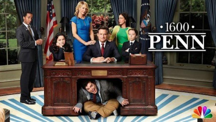 1600 Penn next episode air date poster