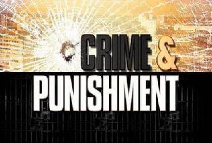 cirime and punishment Excellent book looks into the moral issues of a crime committed to stop another wrong being done deals with the inner struggles and conflicts of the one doing wrong.