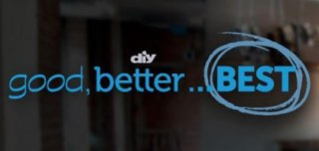 Good, Better…Best next episode air date poster
