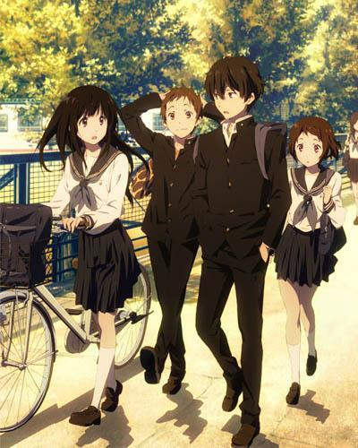 Hyouka next episode air date poster