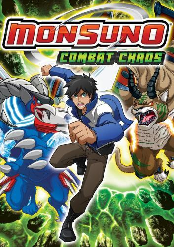 Monsuno next episode air date poster