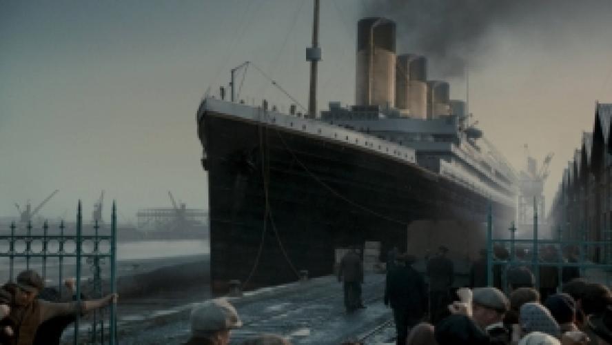 Titanic (2012) next episode air date poster