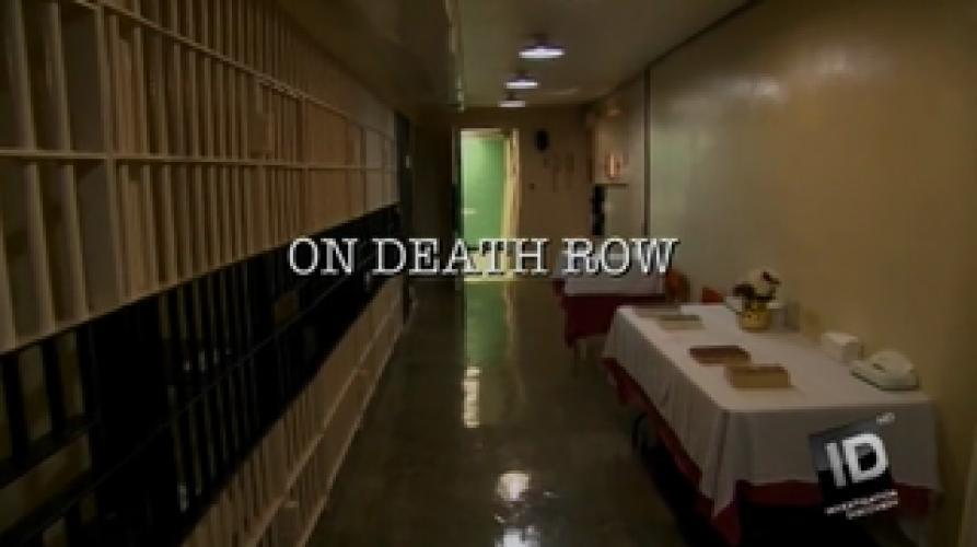 On Death Row next episode air date poster