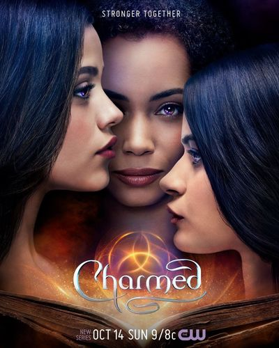 Charmed next episode air date poster