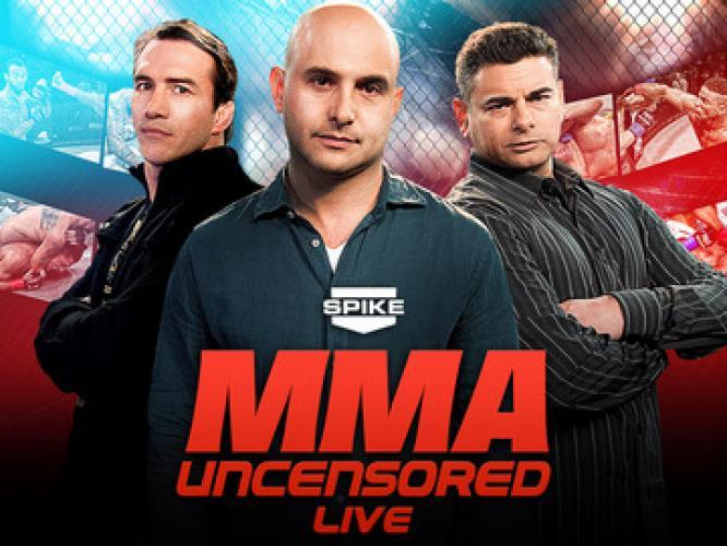 MMA Uncensored Live next episode air date poster