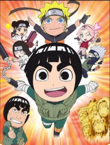 Naruto SD: Rock Lee no Seishun Full-Power Ninden next episode air date poster