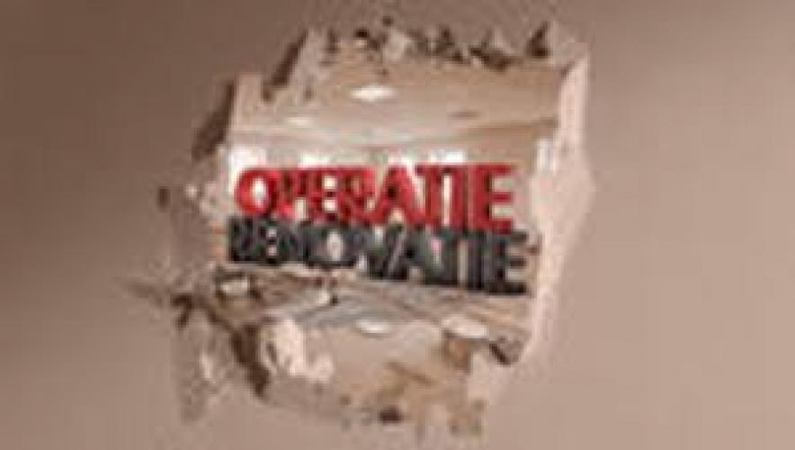 Operatie renovatie next episode air date poster