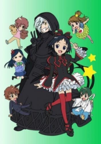 Kuromajo-san ga Touru!! next episode air date poster