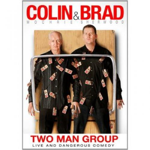 Colin & Brad: Two Man Group next episode air date poster