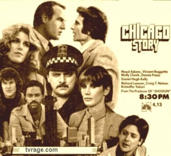 Chicago Story next episode air date poster