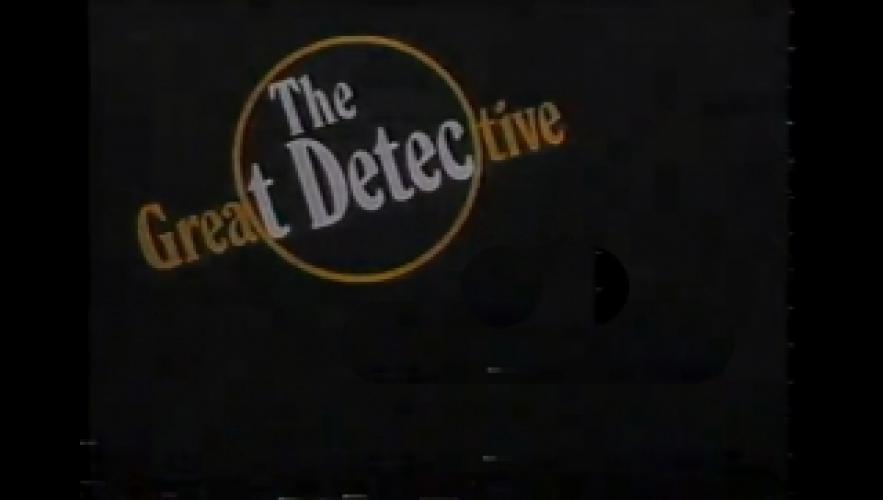 The Great Detective (1979) next episode air date poster