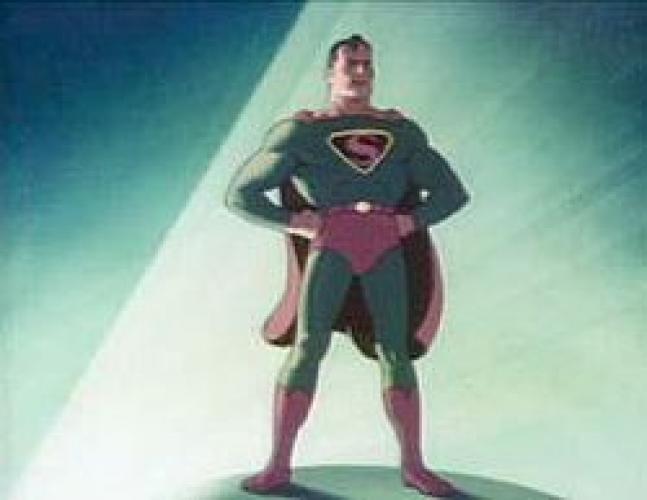 Superman (1941) next episode air date poster