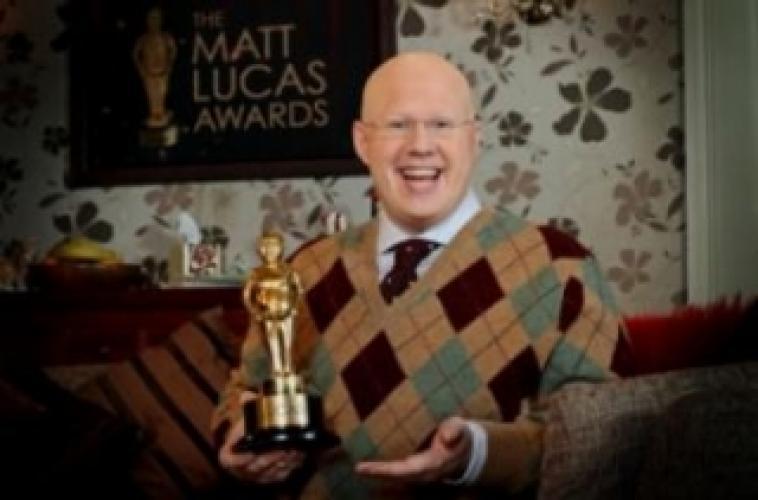 The Matt Lucas Awards next episode air date poster