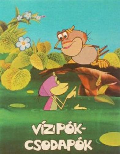Vízipók-csodapók next episode air date poster
