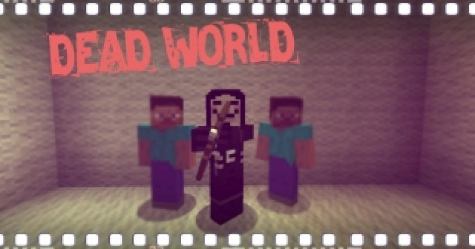 Dead World next episode air date poster