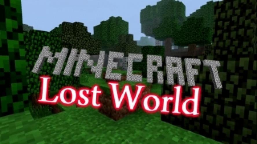 Minecraft Lost World next episode air date poster