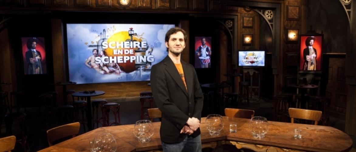 Scheire en de Schepping next episode air date poster