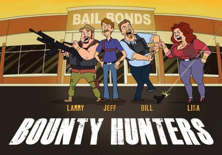 Bounty Hunters next episode air date poster